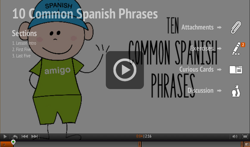 10 Common Spanish Phrases