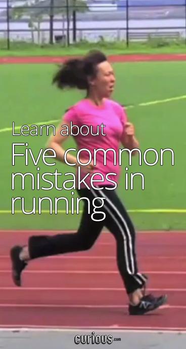 5 Common Running Mistakes