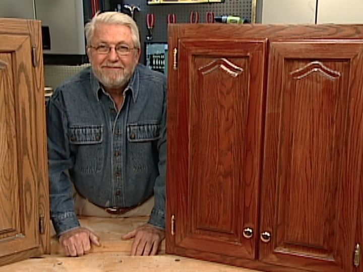 How to Refurbish Wood Cabinets
