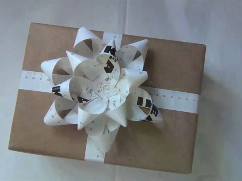Wrapping a Gift