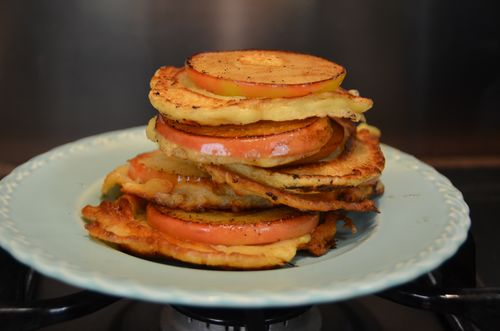 Blog post - Apple Pancakes - 3