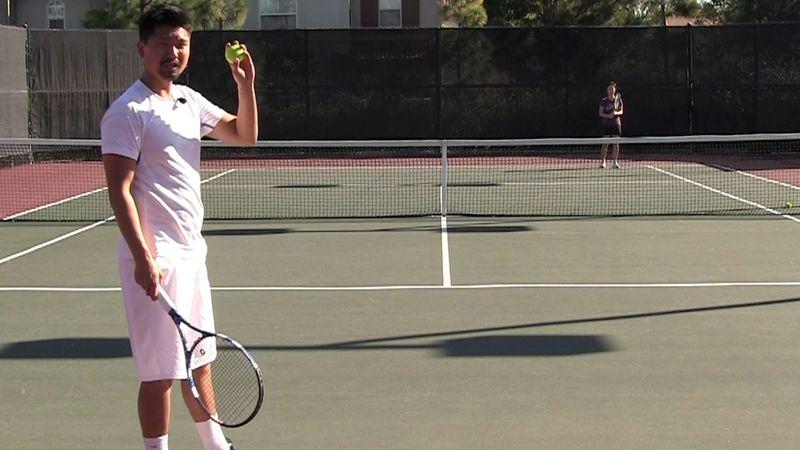 How to Play Tennis Basics - Curious